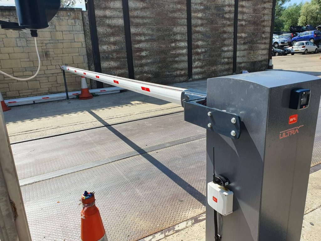 Commercial gate, Carpark Barriers-3