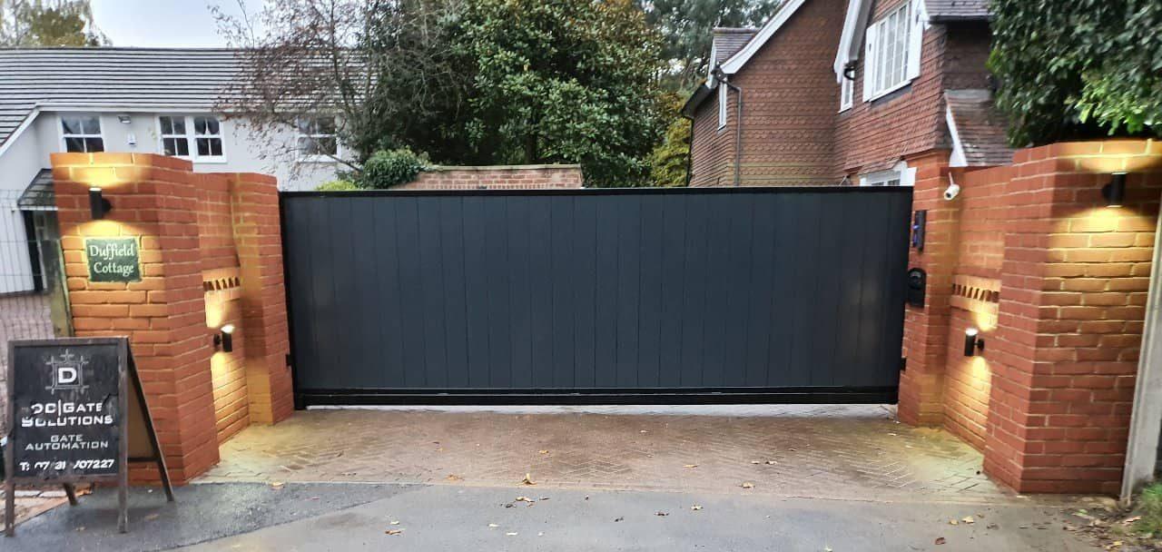 Residential gates, Driveway Gates, Sliding Gates-8