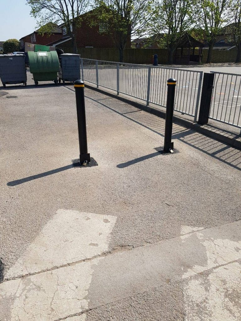 Residential gates, commercial gates, bollards-11